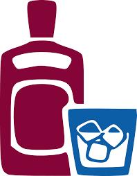 wine bottle svg alcohol clipart