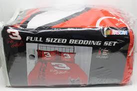 earnhardt sr 3 full size bedding set northwest