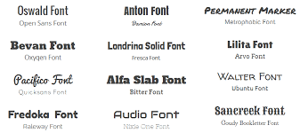 Best Resume Fonts by How Font Pairing Can Save Your Life And Designs Pixel77