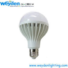 microwave light bulb led wd rsb china led bulb with built in microwave motion sensor and