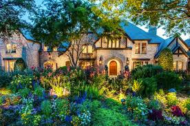 english tudor style homes english tudor style brick mansion in frisco tx homes of the rich