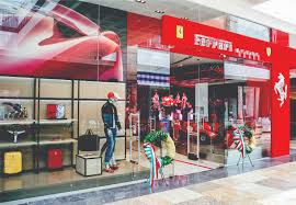 ferrari building ferrari store expands presence in the region qmin magazine