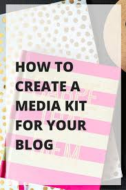 47 best press and media kit examples images on pinterest a