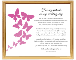 what to give as a thank you gift wedding gift what to get parents for wedding thank you gift for