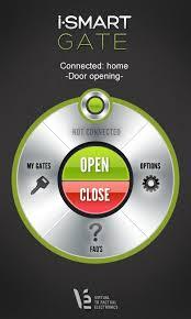 android garage door opener ismartgate open garage door android apps on play