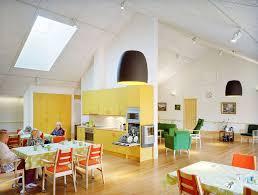 home design ideas for the elderly a nursing home in norra vram sweden senior living spaces