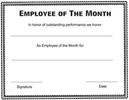 employee award certificate templates certificatetemplate net