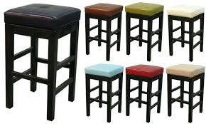 Bar Stool Seat Covers Bar Stool Backless Bar Stool Seat Cushion Backless Swivel Bar