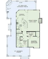 grilling porch country style house plan 3 beds 2 00 baths 1705 sq ft plan 17 2434