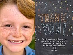 birthday thank you card thank you cards smilebox
