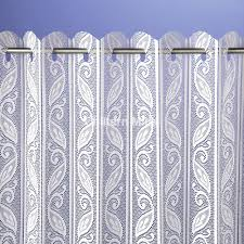 ivory corsica lace vertical blinds chiltern mills