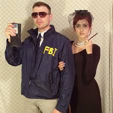 Fbi Halloween Costume 11 Movie Show Halloween Costume Ideas