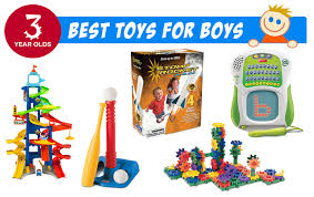 best gifts toys for 3 year boys 2016 top toys 2016