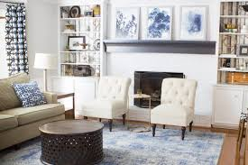 family room makeover abstract art in the family room erin spain