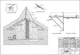 Half Barn Door by Barn Door Plans U2013 Small Farmer U0027s Journal