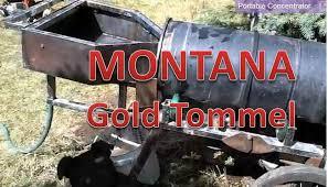 homemade gold trommel design montana sapphire claims gold trommel youtube
