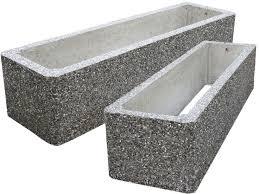 Concrete Rectangular Planter by 10 Best Concrete Planters Images On Pinterest Concrete Planters