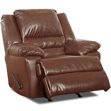 Faux Leather Recliner Faux Leather Recliner