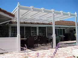 Louvered Patio Roof Vinyl Louvered Patio Cover Design Ideas Pictures Vinyl Concepts
