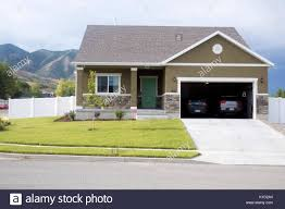 ranch style house stock photos u0026 ranch style house stock images