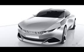 peugeot concept cars 2014 peugeot exalt concept car channel youtube