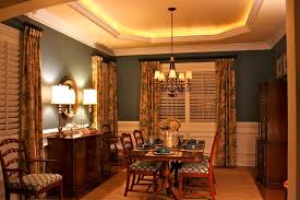 Curtains For Dining Room Ideas Decorative Dining Room Curtains Decorating Drapes Panel Modern