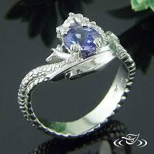 anime wedding ring calla engagement ring