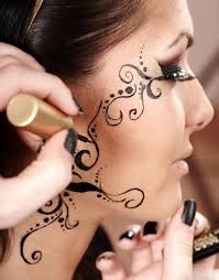 face painting book online spa services zante zakynthos