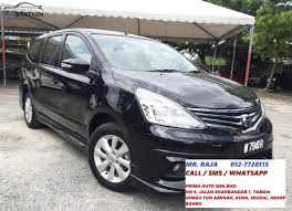 nissan grand livina used nissan for sale by carstation