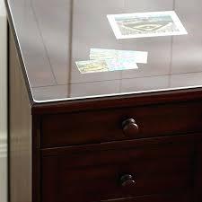 plexiglass table top protector desk cover glass desk protector table top plastic cover desk cover