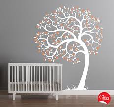 Tree Wall Decor For Nursery Baby Nursery Room Ideas With Tree Wall Mural Nursery Ideas