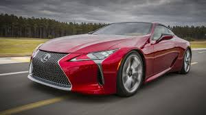 car lexus 2016 the lexus lc 500 is a big powerful flagship coupe u2014 and it won u0027t
