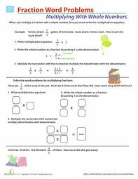 85 best math fractions images on pinterest math fractions