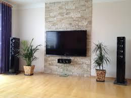 steinwand optik im wohnzimmer wohndesign 2017 fabelhaft fabelhafte dekoration zauberhaft
