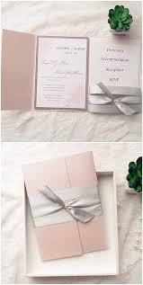 wedding invitation kits top 10 pocket wedding invitation kits for 2015