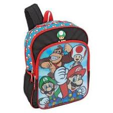 amazon black friday nintendo super mario 16 inch backpack with lunch box nintendo http www