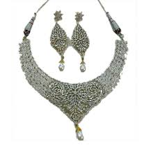 necklace online store images Amy isaac handmade american diamond necklace online shopping jpg