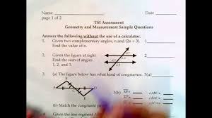 essay sample questions texas success initiative accuplacer geometry sample questions 1 texas success initiative accuplacer geometry sample questions 1 to 5 youtube