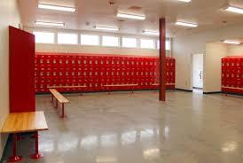 Locker Room Furniture Gustine High Locker Rooms Ct Brayton U0026 Sons Inc