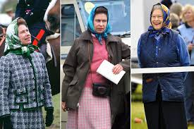 the queen u0027s most royal accessory her headscarf photos vanity fair