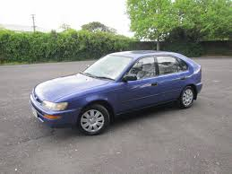 toyota corolla all 1997 1997 toyota corolla gl hatch nz 1 reserve cash4cars