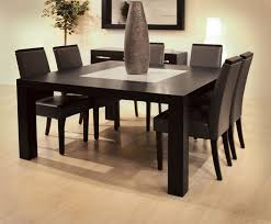 modern square dining table for 8 interesting design square dining table with leaf gorgeous