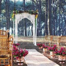 wedding arches on the 217 best macrame wedding images on bohemian weddings