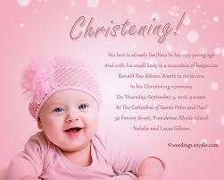 christening invitation wording wordings and messages