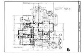 house site plan craftsman landmark the gamble house to build