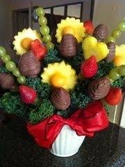 edibles fruit baskets pineapple with orange this edible fruit arrangement