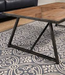 Carson Coffee Table Accent Tables Carson Coffee Table