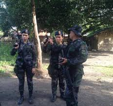 ppsc south cotabato conducted rehearsal on close quarter battle