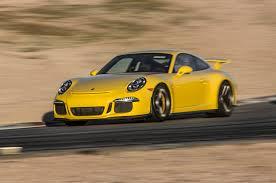 porsche gt3 price 2015 porsche 911 gt3 test motor trend