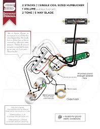wiring diagrams seymour duncan part 9